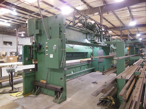 Niagara hd 400 16 20 hydraulic press brake4