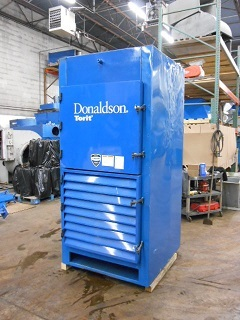 Used torit dws 4 dust collectors 1