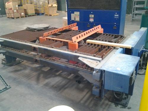 403042 tumpf trumatic l2530 laser cutter