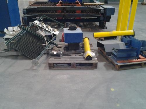 403042 tumpf trumatic l2530 laser cutter 4