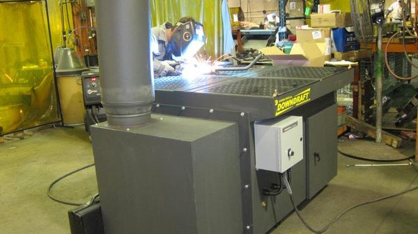 3x4 welding with optiflow