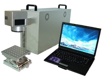 Mk gq10bcontinuous fiber laser marking machine
