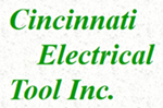 CINCINNATI ELECTRICAL TOOL