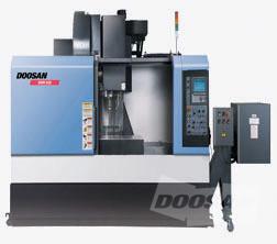 doosan infracore machine tools