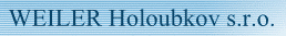 WEILER Holoubkov s.r.o.