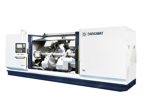 Horizontal lathes tcn