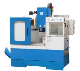 X.mill 640 gp incl. 4th axis