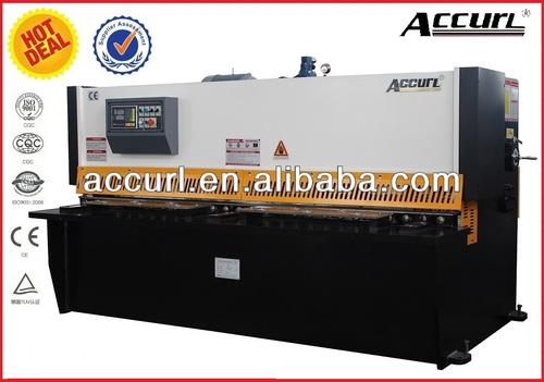 Qc12y_6x3200_hydraulic_swing_beam_shearing_machine