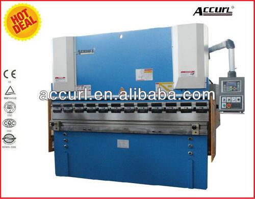 Wc67y_100t_2500_hydraulic_steel_bar_bender