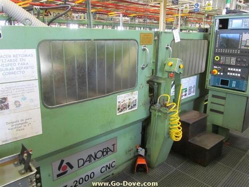 Crank shaft mains grinder danobat r3 2000 cnc  1