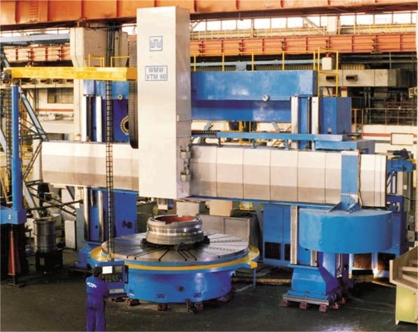 Wmw machine vl60