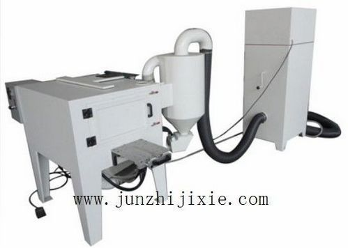 Automatic_sandblasting_machine