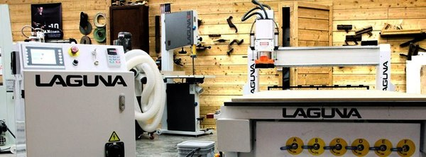 Laguna cnc and woodworking machinery