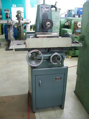 Harig model super 612 precision surface grinder