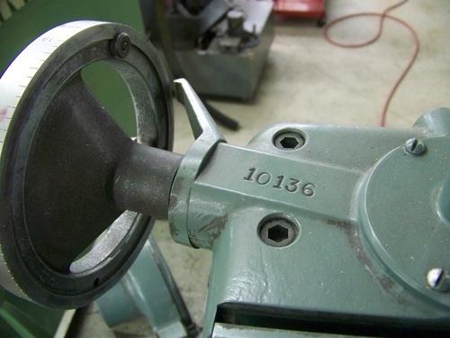Harig model super 612 precision surface grinder4