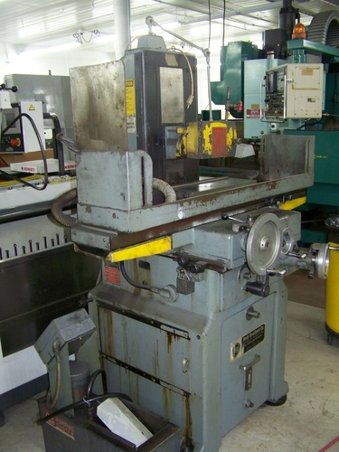 Reid model hyd precision surface grinder2