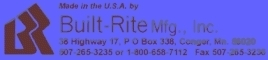 Built-Rite Mfg.,Inc.