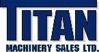 TITAN MACHINERY SALES