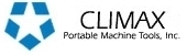 Climax Portable Machine Tools, Inc.
