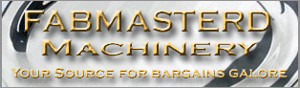 Fabmaster D Machinery Sales