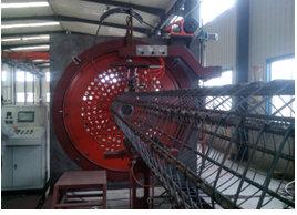 Cage welding