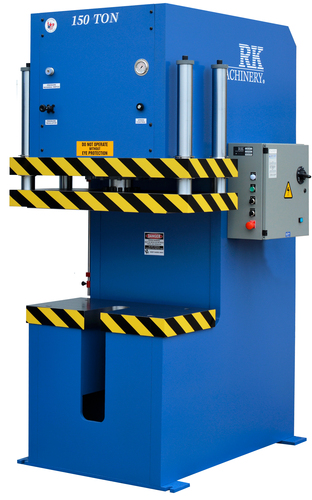 Gantry_straightening_press_rkmachinery