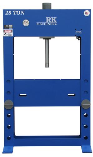 Forklift-tire-press-100-ton