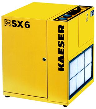 Kaeser sx8 air compressor
