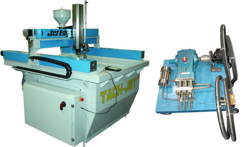 Tach jet water jet systems