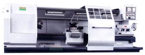 Flat bed turning cnc lathe machine nc800 b550 3tons
