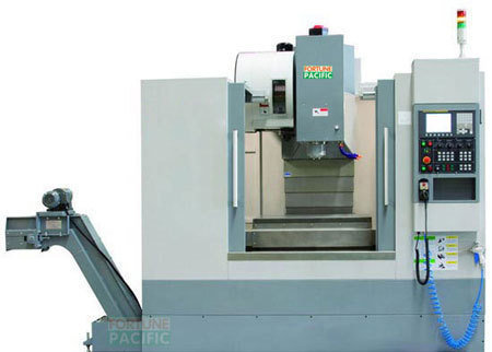 Vmc650 n420bt40 moving worktable vertical machining center