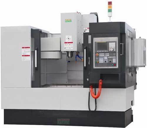 Vmc800 w460bt40 vertical machining center