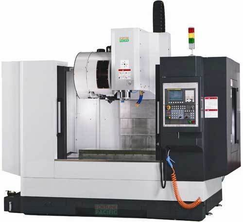 Vmc1400 w600bt40 vertical machining center