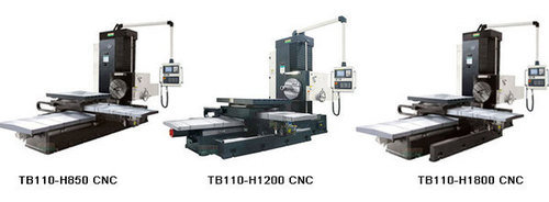 Tb110 h cnc horizontal boring and milling machine