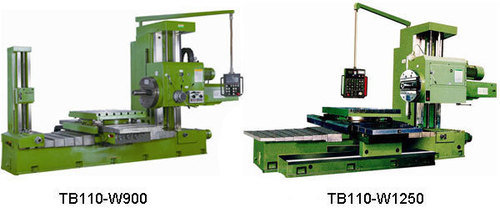 Tb110 w horizontal boring and milling machine