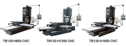 Tb130 h cnc horizontal boring and milling machine