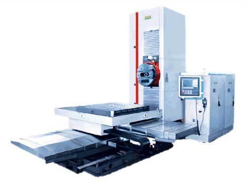 Tb130 km cnc horizontal boring and milling machine