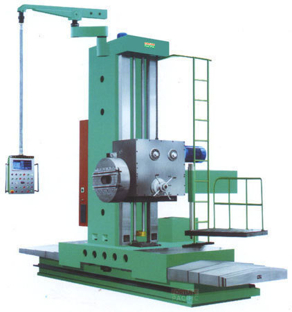 Fb130 wh dro floor type milling and boring machine