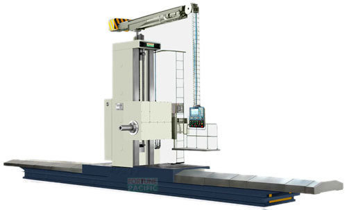 Fb130 wr fb160 wr cnc floor type boring and milling machine