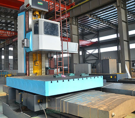 Fbr130 ht fbr160 ht fbr200 ht fbr260 ht cnc ram floor type milling and boring machine