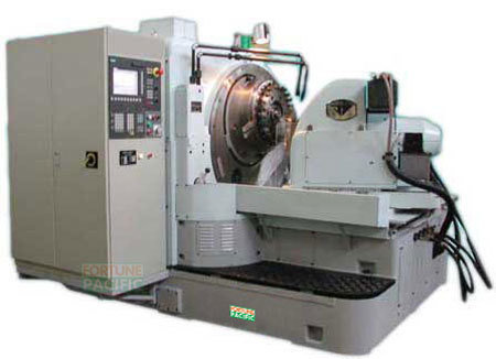 Bg800 d3 spiral bevel gear generating machine