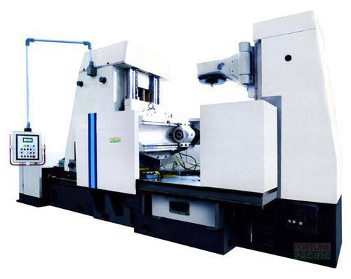 Gh2000 gear hobbing machine