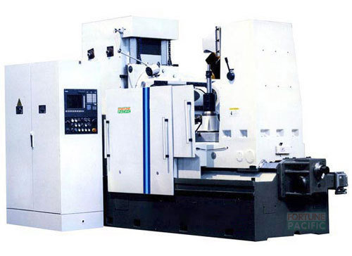 Gh2000 cnc2 cnc gear hobbing machine