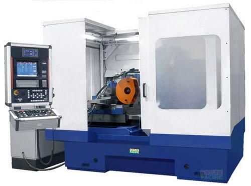 Wgm500 cnc worm wheel gear grinding machine