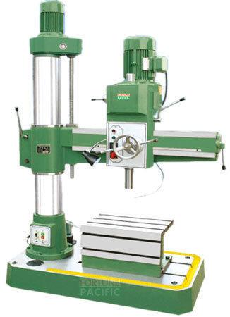 Rd32x9e rd32x10e mechanical lock radial drilling machine