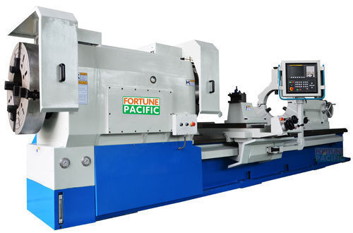 Pt350 oil field pipe threading turn cnc lathe