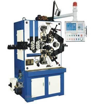 Scm35 c5 spring coiling machine