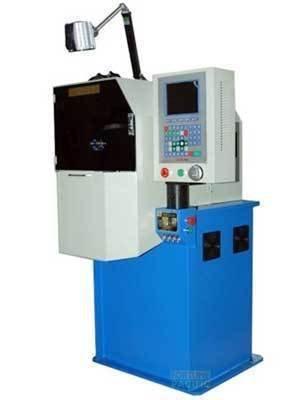 Wsm40 wsm50 wsm60 wave spring machine