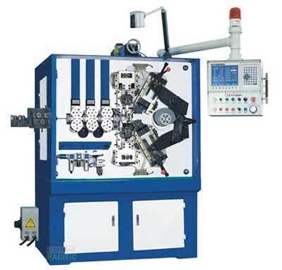 Scm50 c5 spring coiling machine