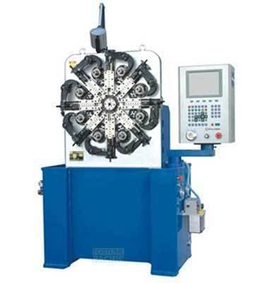 Sfm25 c3 spring forming machine